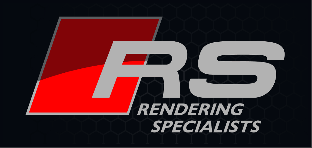 logo of rs rendering specialists